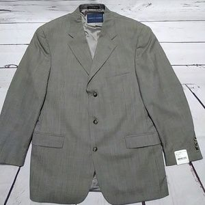 Other - Tommy Hilfiger New Mens Worsted Wool Blazer